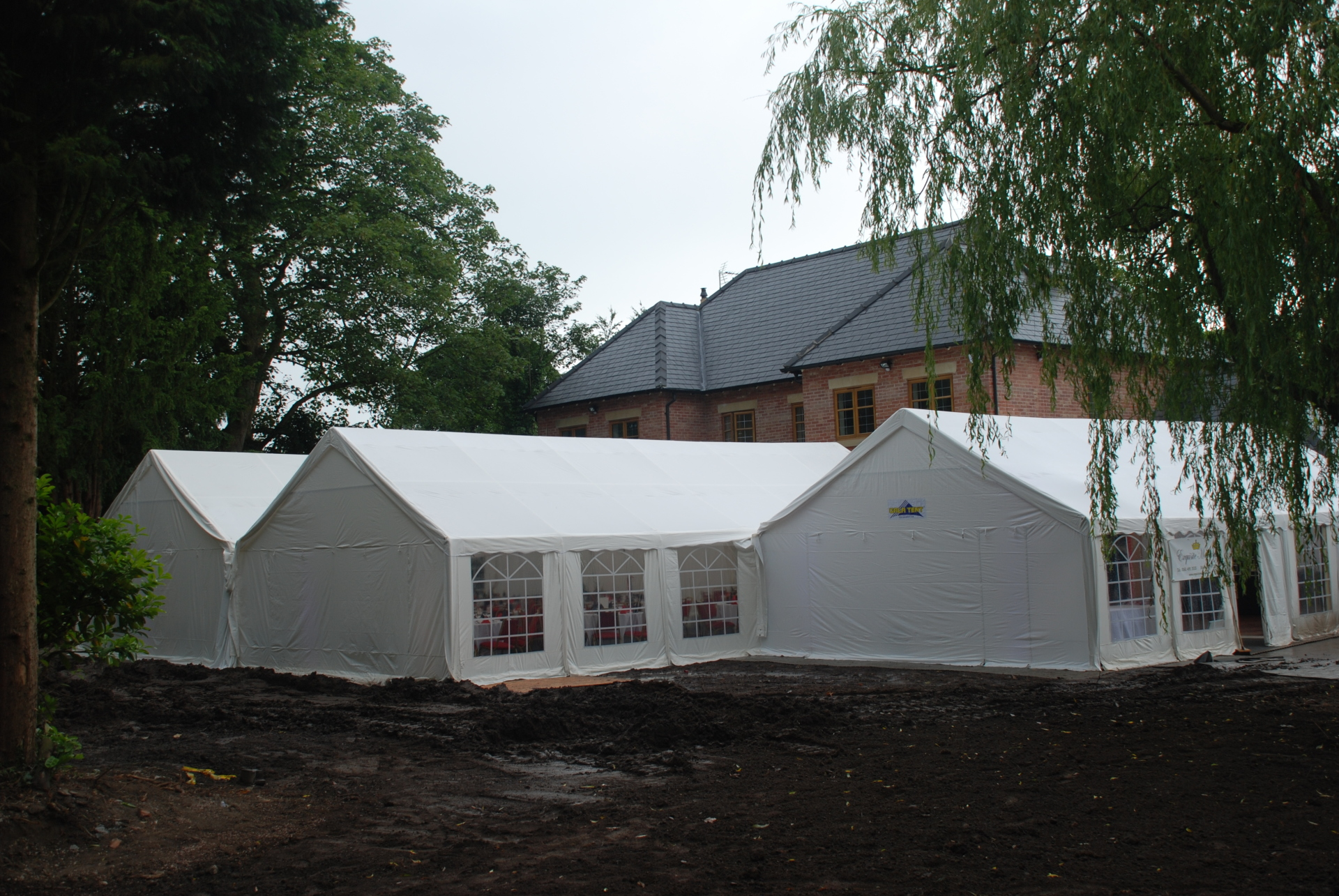 12m x 18m Marquee