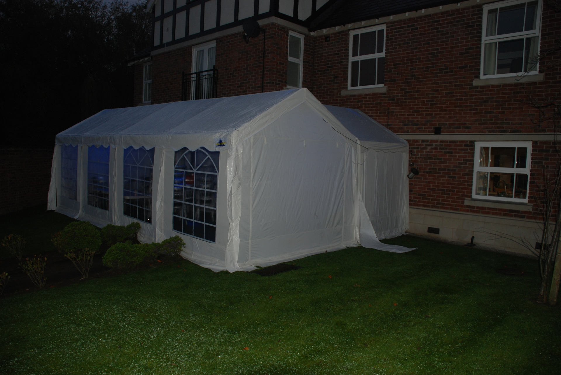 3m x 8m Marquee