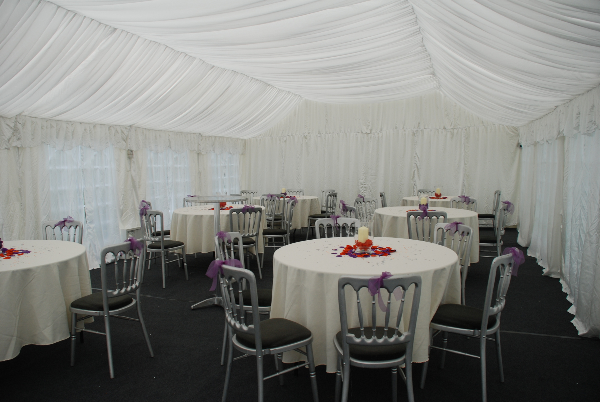 6m x 10m Marquee