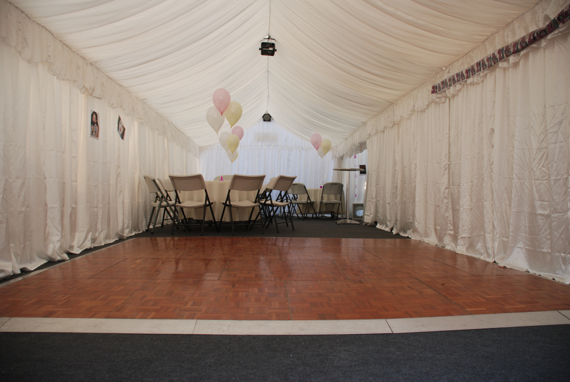 4m x 12m Marquee